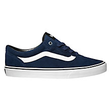 Buy Vans Milton Suede Trainers Online at johnlewis.com