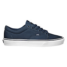 Buy Vans Kress Trainers, Dark Blue Online at johnlewis.com