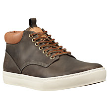 Buy Timberland EK Adventure 2.0 Chukka Boots, Dark Olive Online at johnlewis.com