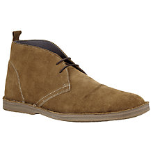 Buy Kin by John Lewis Tommy Suede Desert Boots Online at johnlewis.com