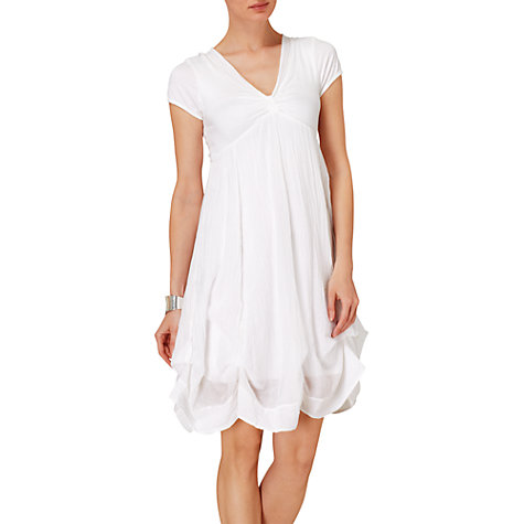 Phase eight white hook up dress