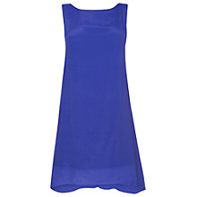 Buy Phase Eight Jasmine Dress, Periwinkle Online at johnlewis.com
