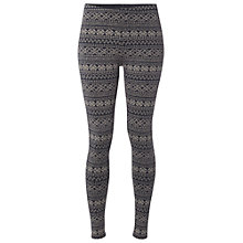 Buy White Stuff Scrapbook Printed Leggings, Dark Moonlight Online at johnlewis.com