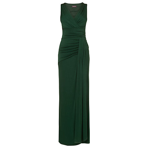 Buy Phase Eight Forest Bette Maxi Dress, Forest Green Online at johnlewis.com