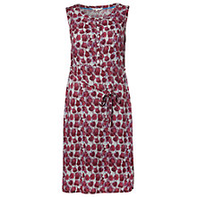 Buy White Stuff Spero Dress, Red Plum Online at johnlewis.com