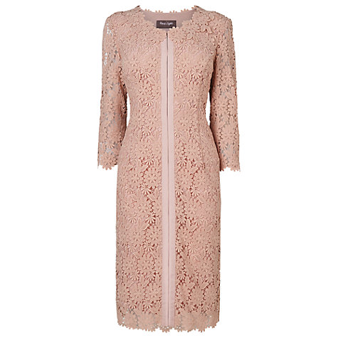 Buy Phase Eight Yves Lace Jacket, Petal Online at johnlewis.com