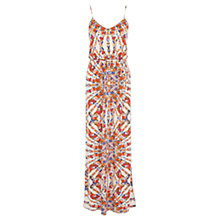 Buy Oasis Kaleidoscope Print Maxi Dress, Multi Online at johnlewis.com