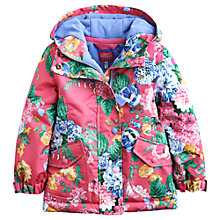 Buy Little Joules Girls' Kirstie Floral Jacket Online at johnlewis.com
