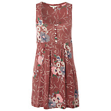 Buy White Stuff Tea Flower Vest, Blush Pink Online at johnlewis.com