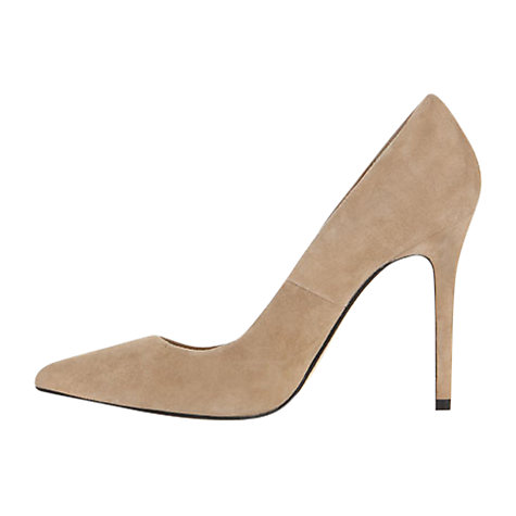 Buy Whistles French Point Toe Patent Stiletto Court Shoes Online at johnlewis.com