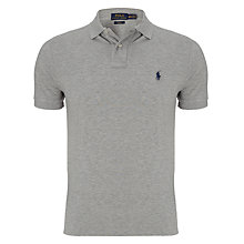 Buy Polo Ralph Lauren Slim Fit Polo Shirt, Andover Online at johnlewis.com