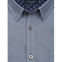 Buy Ted Baker Nudgey Short Sleeve Shirt Online at johnlewis.com