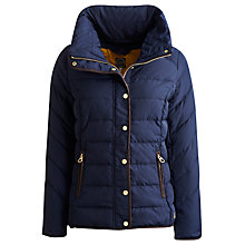 Buy Joules Holthorpe Jacket, Navy Online at johnlewis.com