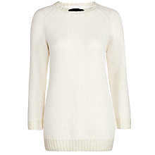 Buy Minimum Tea Jumper, Cream Online at johnlewis.com