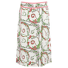 Buy Wishbone Marcy Floral Skirt, Multi Online at johnlewis.com
