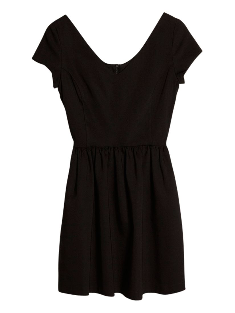 mango skater dress black, mango, skater, dress, black, clearance, womenswear offers, womens dresses offers, women, inactive womenswear, new reductions, womens dresses, special offers, edition magazine, little black dress, 1521199