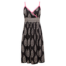 Buy East Festival Strappy Dress, Black Online at johnlewis.com