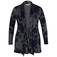 Buy Chesca Marl Shrug, Charcoal Grey Online at johnlewis.com