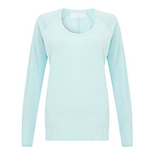 Buy Collection WEEKEND by John Lewis Long Sleeve Slub T-shirt Online at johnlewis.com
