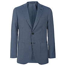 Buy Aquascutum Macintyre Blazer, Blue Online at johnlewis.com