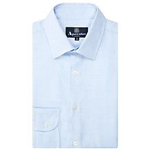 Buy Aquascutum Hammond Long Sleeve Shirt, Blue Online at johnlewis.com