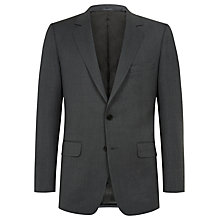 Buy Aquascutum Twill Blazer, Grey Online at johnlewis.com