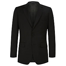 Buy Aquascutum Wool and Mohair Mix Jacket, Black Online at johnlewis.com