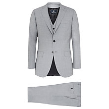 Buy Aquascutum Cartwright Arkell 3 Piece Suit, Grey Online at johnlewis.com