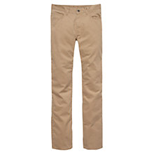 Buy Tommy Hilfiger Mercer Regular Fit Trousers, Batique Khaki Online at johnlewis.com