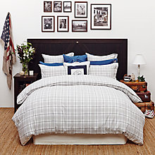 Buy Lexington The Fall Collection Country Checked Flannel Bedding Online at johnlewis.com
