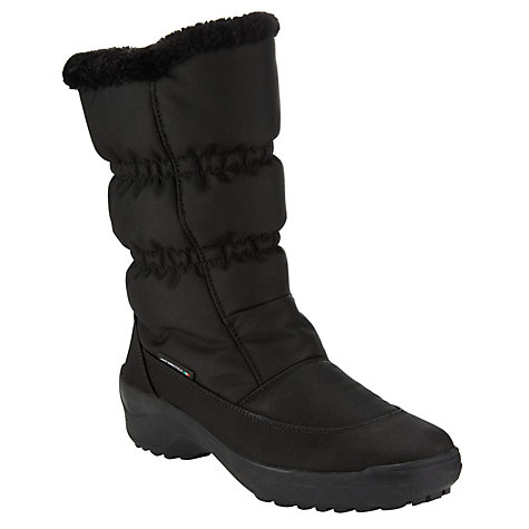 Buy John Lewis Artic Rainboot, Black Online at johnlewis.com