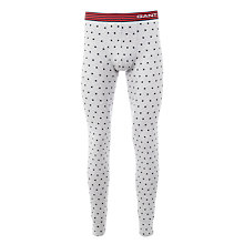 Buy Gant Star Pattern Jersey Long Johns Online at johnlewis.com