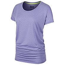 Buy Nike Club Boyfriend Dot Training T-Shirt Online at johnlewis.com