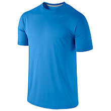 Buy Nike Dri-Fit Short Sleeve T-Shirt Online at johnlewis.com