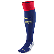 Buy Nike Barcelona Replica Home Socks 2014-2015 Online at johnlewis.com