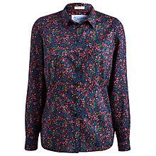Buy Joules Maywell Shirt, Navy Ditsy Online at johnlewis.com