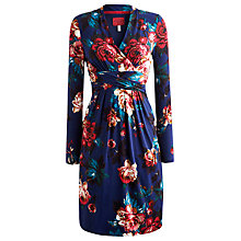 Buy Joules Grace Floral Dress, Navy Floral Online at johnlewis.com