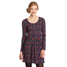 Buy Joules Alexi Floral Tunic Dress, Ditsy Floral Online at johnlewis.com