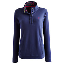 Buy Joules Beachy Sweatshirt, French Navy Online at johnlewis.com