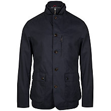 Buy Ted Baker Cannun Cotton Jacket, Navy Online at johnlewis.com