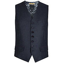 Buy Ted Baker Cerswai Wool Blend Waistcoat Online at johnlewis.com