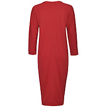 Buy Jaeger Zip Jersey Dress Online at johnlewis.com