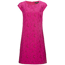 Buy Jaeger Textured T-Shirt Dress Online at johnlewis.com