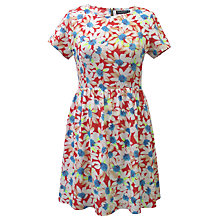 Buy Sugarhill Boutique Daisy Dress, Red Online at johnlewis.com