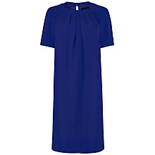 Buy Jaeger Ruched Neck Dress Online at johnlewis.com