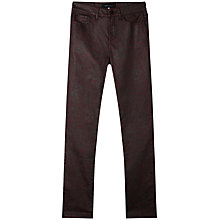 Buy Gérard Darel Trousers, Red Online at johnlewis.com