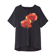 Buy Gérard Darel T-Shirt, Black Online at johnlewis.com