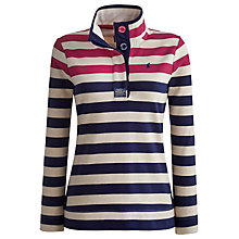 Buy Joules Cowdray Stripe Sweater, Oat Multi Stripe Online at johnlewis.com
