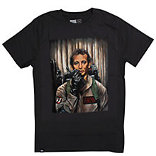 Buy Dedicated Buster T-Shirt, Black Online at johnlewis.com