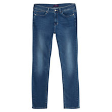Buy Violeta by Mango Super Slim-Fit Infinity Jeans, Medium Denim Online at johnlewis.com